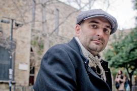 Músico Miquel Joan Oliver, guitarrista i letrista de Antònia Font