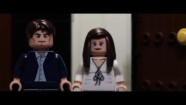 El tráiler de 'Cincuenta sombras de Grey' llega en version Lego