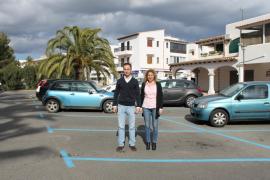 Cala d'Or cambia la zona azul por un estacionamiento regulado gratuito