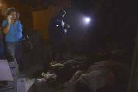 Encuentran 61 cadáveres en un crematorio abandonado en Acapulco