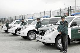 El Servicio Fiscal y de Fronteras de la Guardia Civil de Balears se moderniza