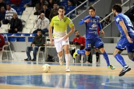 El Palma Futsal se deja dos puntos ante Peñíscola