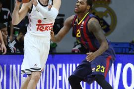 Rudy Fernández, MVP de la jornada tras su exhibición ante el Barcelona