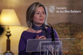 Nuria Riera: «Somos el Govern de los trabajadores»