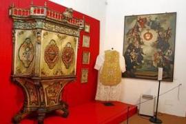 El convento de las caputxines descubre las artes suntuarias