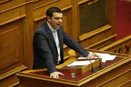 Tsipras mantiene las promesas y dice a sus socios que está en sus manos un acuerdo