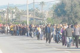 Sant Blai congrega a centenares de 'campaners'