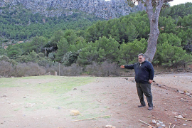 «Derribaron Can Ganxo y ahora me expropian por menos de 2.000 euros»