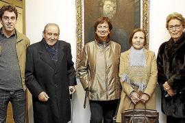 Exposición dedicada a Josep Bover en Can Prunera