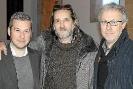 Marcos Vidal inaugura 'El Secret' en la Zona Base  del Casal Solleric