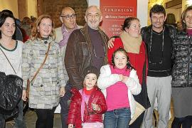Marcos Vidal inaugura en el Casal Solleric
