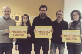 MÉS per Palma exige «bibliotecas públicas y dignas»