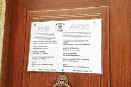 El local de la tercera edad de Alcúdia lleva un mes cerrado