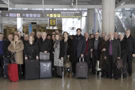 Un centenar de mallorquines peregrinan a Roma con motivo del año Ramon Llull