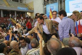 Rajoy: «Nunca ha sido tan evidente el daño que puede hacer un gobernante»