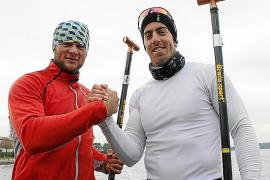 Revancha olímpica en el Lago Esperanza