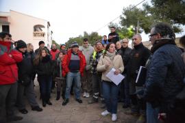 El PSOE de Calvià Reclama actuaciones inmediatas para devolver la luz a los apartamentos Parasol