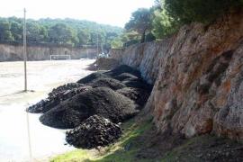 MÉS per Capdepera denuncia la existencia de escombros en sa Gravera