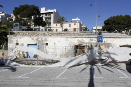 Manacor llevará a Ports a los juzgados si no frena la degradación de los varaderos de Porto Cristo