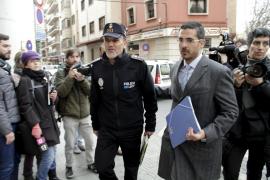 Dos agentes 'claves' contra la corrupción policial en Palma piden ir siempre armados