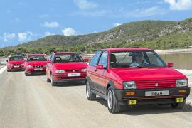 El SEAT Ibiza recibe el  premio 'Leyenda del Motor'