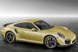 Nuevo kit aerodinámico para los Porsche 911 Turbo y 911 Turbo S