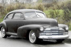 Un Chevrolet customizado