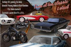 Más de 240 coches clásicos recorrerán Palma en «la mayor reunión histórica»