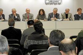 CAEB tomará medidas contra la «arbitrariedad» de las tasas de basuras