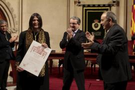 La periodista Cristina Ros ingresa en la Reial Acadèmia de Belles Arts