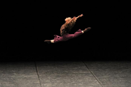 La joven Martina Miró muestra diez coreografías