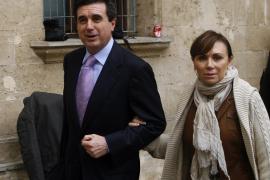 El Supremo confirma la condena a Matas por el sueldo de su mujer