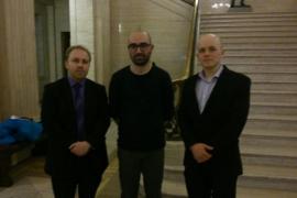 El GOB y verdes norirlandeses colaborarán contra el envío de basura a Mallorca