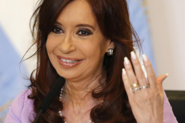 La Fiscalía imputa a la presidenta de Argentina por el caso que denunció Nisman