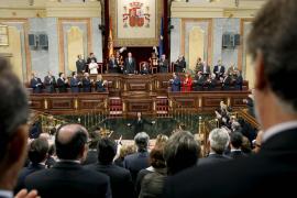 El Congreso homenajea a las víctimas del terrorismo apelando a la unidad