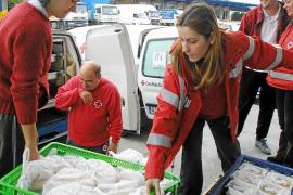 Creu Roja ayudó a unas 2.400 personas a no perder su casa en 2014