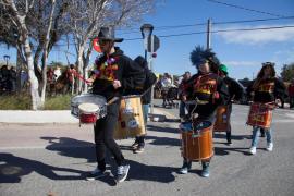 Formentera vibra con el Carnaval
