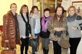 Bep Al·lès presenta su nuevo libro en la Casa de Menorca