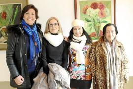 Familiares de Ana Vida rinden homenaje a su obra