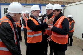 Isern: «La demolición del Sitjar estará lista en el plazo previsto»