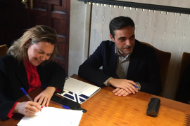 La finca de Sa Coma d'en Vidal pasa a ser gestionada por el Consell