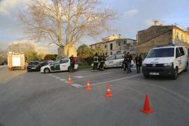 Detenido el joven atrincherado en Alcúdia que amenazaba con disparar a quien se acercara