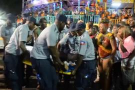 Al menos 15 personas mueren electrocutadas en el carnaval de Puerto Príncipe