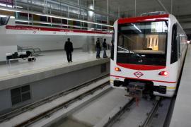 El viernes se iniciará el acceso al tren por tornos en todas las estaciones