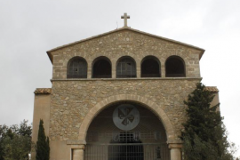 Manacor trabaja para frenar la degradación de la ermita de Santa Llucia