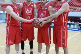 El CAI, el equipo de la Liga Endesa con más acento mallorquín
