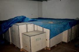 El Mallorca rescata los videomarcadores que Cerdà abandonó en un almacén