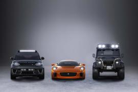 Jaguar Land Rover volverá a formar parte de la saga 007