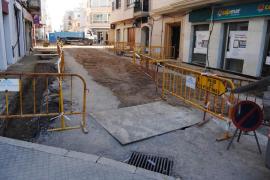 Manacor mejora el asfalto de varias calles de la ciudad