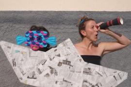 'El viatge a la font de xocolata', una educativa obra familiar en Caimari